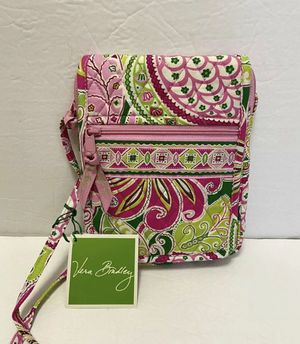 Vera Bradley Pink Pinwheel Hipster NEW for Sale in Waynesboro, VA