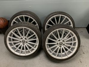5x112 staggered concaved 19s for Sale in Westport, MA