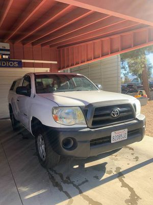 2006 Toyota Tacoma 112,000 miles *Clean* 5 spd Manual for Sale in Long Beach, CA