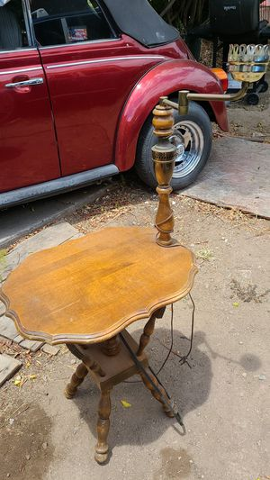 Antique Table for Sale in Imperial Beach, CA
