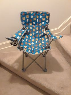 New With Carrying Case Kids Camping Chair for Sale in Laurel,  MD