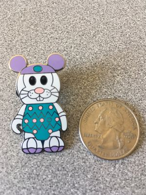 2009 Disney Parks Pin - Mickey Mouse as Easter Bunny Vinylmation for Sale in Tempe, AZ