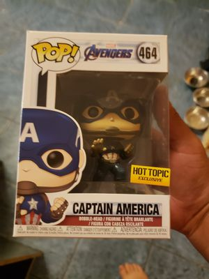 Captain America pop for Sale in The Bronx, NY