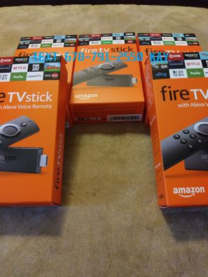 Unlocked / Amazon Fire TV Stick for Sale in Ellenwood, GA