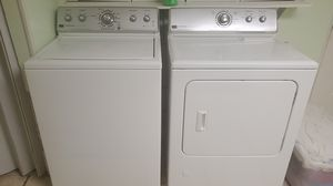 Maytag washer and dryer GAS for Sale in San Antonio, TX