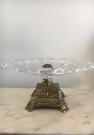 Cake plate for Sale in Los Angeles, CA