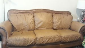 ***FREE LEATHER COUCH/SOFA for Sale in La Vergne, TN