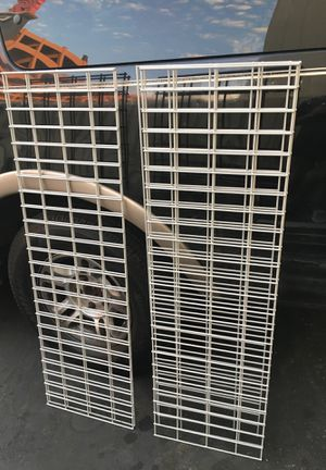 Shelves. Metal racks. for Sale in Los Angeles, CA