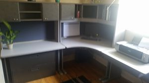 Office desk with hutches for Sale in US
