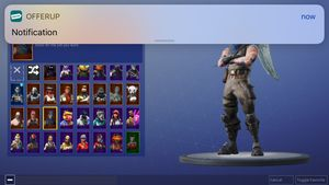 Stacked fortnite account for Sale in Panther, WV