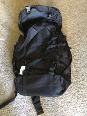 Large Black Hiking Backpack for Sale in Tampa, FL
