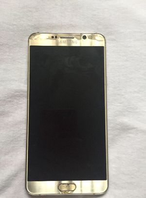 Samsung Galaxy Note 5 32GB Carrier T-Mobile for Sale in Phoenix, IL