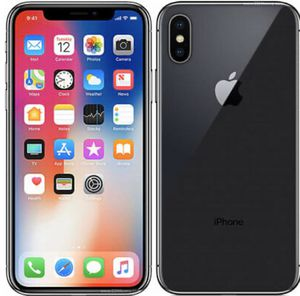 Unlocked iPhone X for Sale in Florham Park, NJ