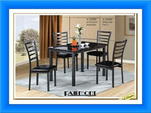 Marble dining table brand new with chairs for Sale in Hillcrest Heights, MD