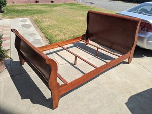 Queen Bed Frame for Sale in Riverside, CA