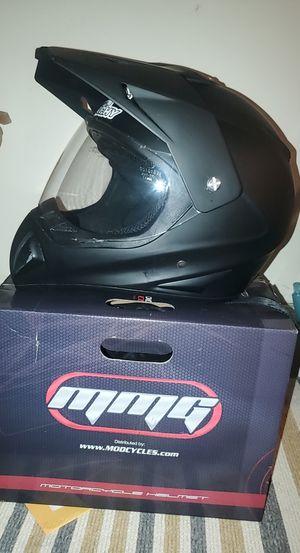 MMG Motorcycle, ATV,DirtkBike helmet. for Sale in Acworth, GA
