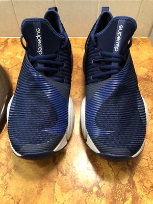 Nike Men's Air Zoom Superrep Training Gym Shoes Blue Void CD3460-405 Size 10.5 for Sale in Wichita, KS