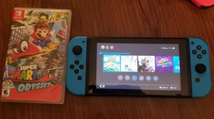 Nintendo switch version 1 modifyable for Sale in Burbank, IL
