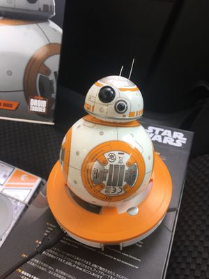 Remote controlled BB-8 it's controlled by your phone for Sale in Portland, OR
