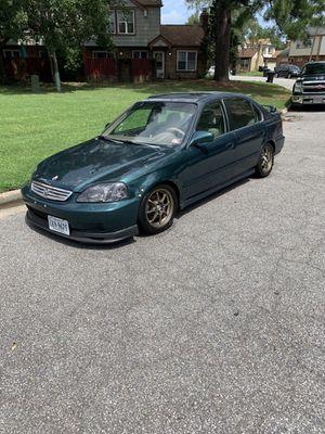 96 Honda Civic Ex for Sale in Virginia Beach, VA