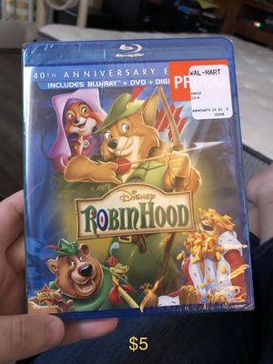 Disney movies Blu-ray & dvd $5 each for Sale in Blackstone, VA