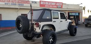 Jeep WRANGLER wheels and TIRES BRAND new 20 inches for Sale in Anaheim, CA