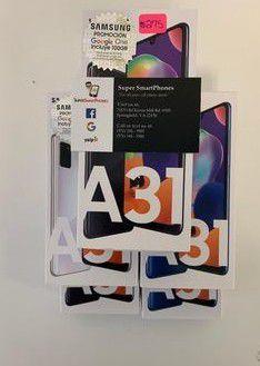 Samsung Galaxy A31 (New) for Sale in Falls Church, VA