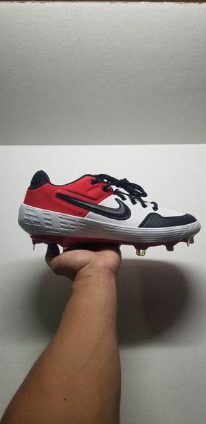 Size 10 Mens Nike Air Huarache Elite 2 Baseball Cleats for Sale in Pittsburg, KS