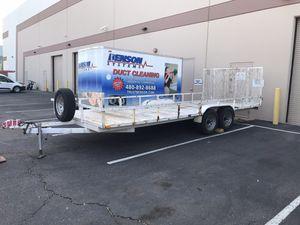 8x20 utility trailer for Sale in Chandler, AZ