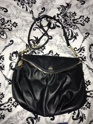 Black Juicy Couture Messenger Bag for Sale in Round Rock, TX