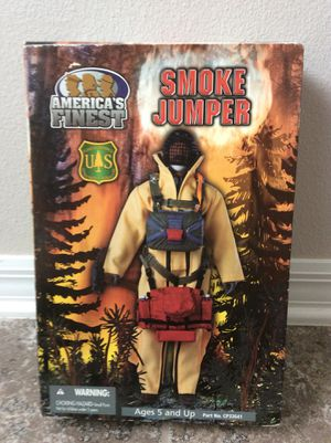 "America's Finest figure ""Smoke Jumper"" for Sale in Saint Cloud, FL"