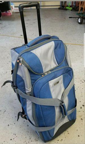"LARGE High Sierra Drop-Bottom Wheeled Duffle Bag Rolling Backpack Suitcase 32"" for Sale in Orange City, FL"