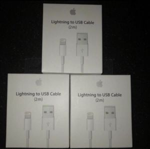 3 Lightning to USB Cable / Iphone charger for Sale in Indianapolis, IN
