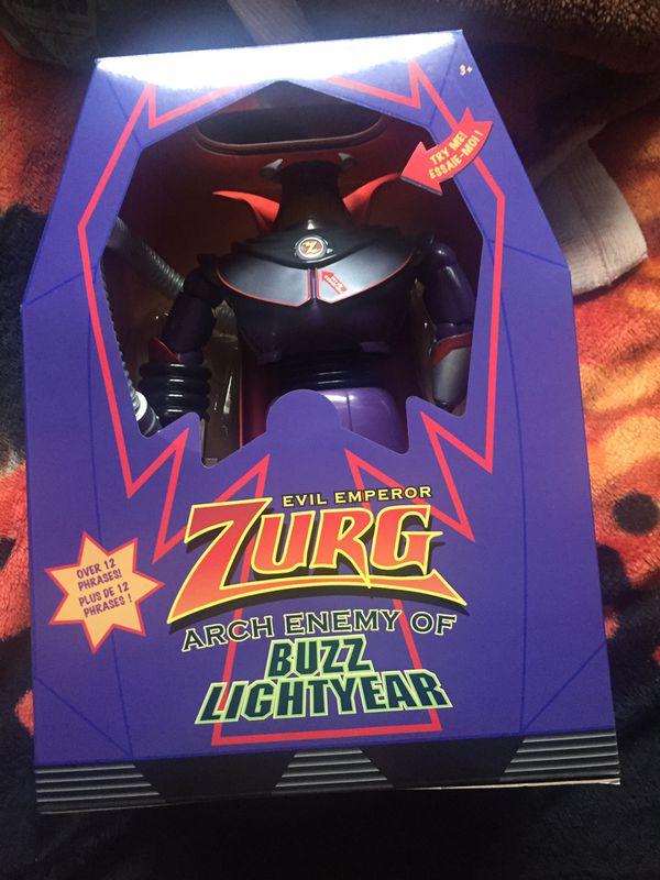 Toy story emperor Zurg action figure