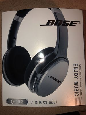 Brand New Bluetooth wireless headphones headset headphones noise cancelling hands free calls HD Sound and Bass for Sale in Miami, FL
