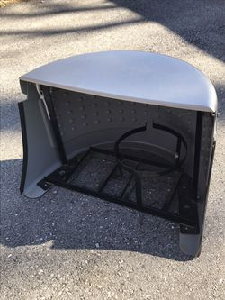 Tongue Box For Teardrop Camper In Great Condition for Sale in Woodbine,  MD