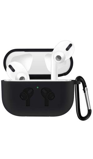 Apple AirPods Pro Premium Silicone Case Black for Sale in Ontario, CA