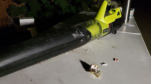 RYOBI 135 MPH 440 CFM 8 Amp Electric Jet Fan Blower for Sale in Covina, CA