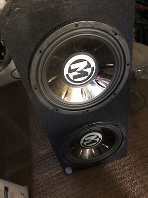 Car speakers for Sale in Bloomington, IL