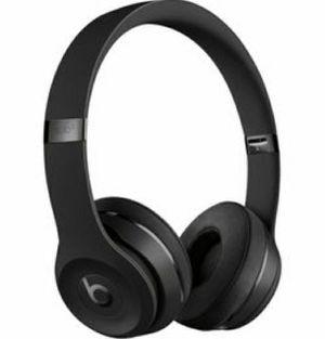 Beats solo 3 headphones for Sale in Ontario, CA