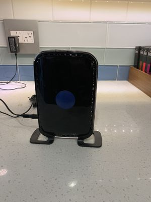 Netgear n600 router for Sale in Monrovia, CA
