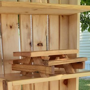 Squirrel picnic tables for Sale in Berwick, PA