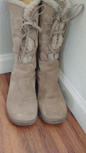 Suede boots. Size. 9 for Sale in Antioch, CA