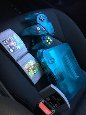 Nintendo 64 Bundle for Sale in Newark, CA