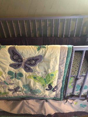 Girls Crib Set for Sale in Matlock, WA