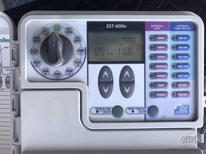 Rain Bird sprinkler timer SST-600o for Sale in Seal Beach, CA