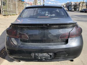 2009 Infiniti G37 G37x Sedan AWD Parts for Sale in Queens, NY