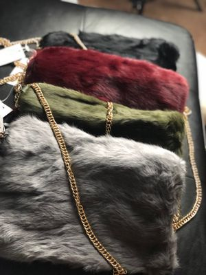 Fur Clutch for Sale in MIDDLE CITY EAST, PA