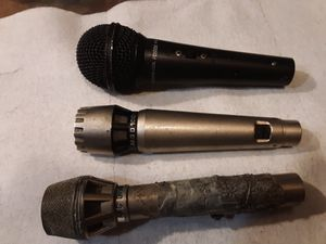 AKG and Fostex microphones for Sale in Lewiston, ME