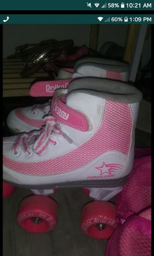 Kids size 12 Roller skates for Sale in Lake Elsinore, CA